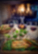 Food & Wine at Valle del Marta Hotel