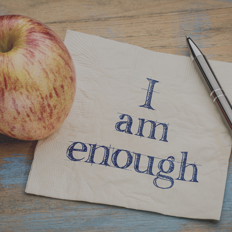 What it means to be enough