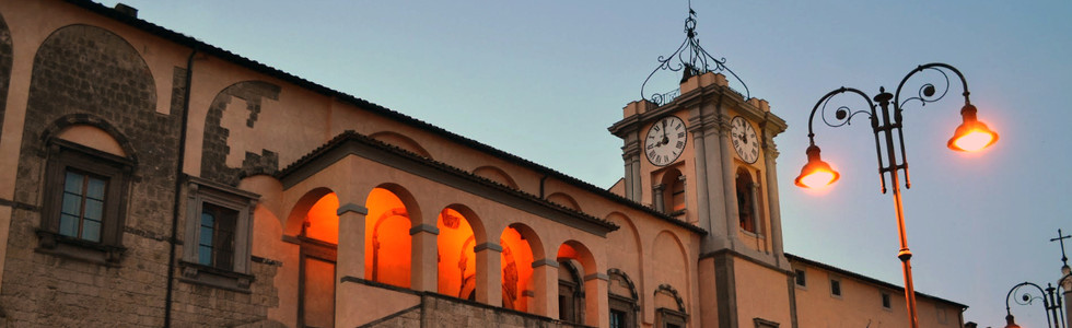 Tarquinia Town Hall