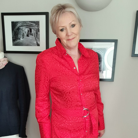 How to wear red: 4 tips to wearing red with style