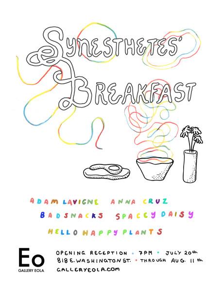 Synesthete's Breakfast