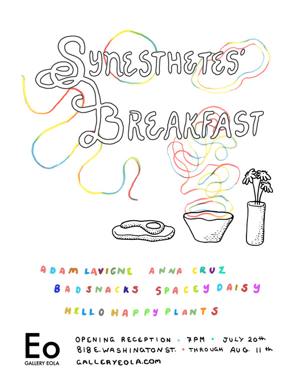 Synesthete's Breakfast