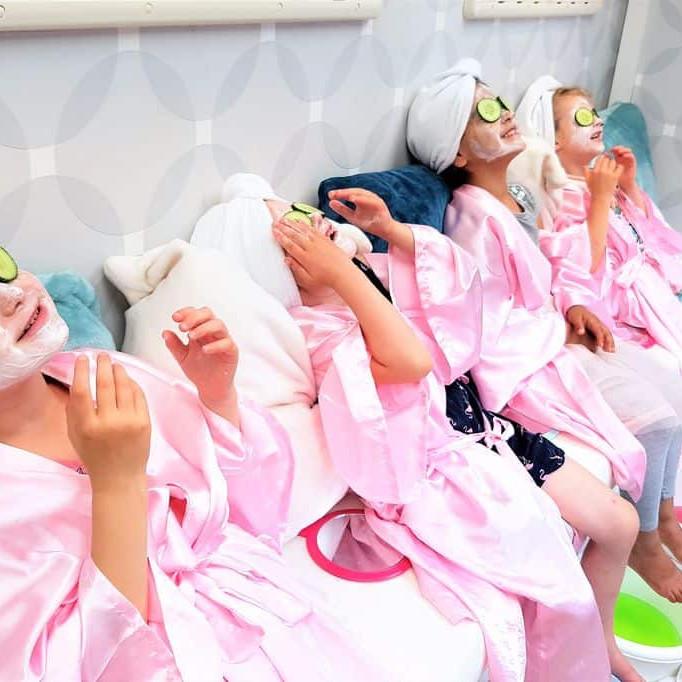 Diva Beauty Kinderparty's