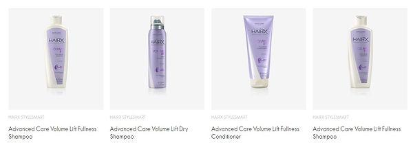 hair x advanced care volume lift fullnes