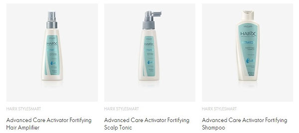 hair x advanced care activator fortifyin