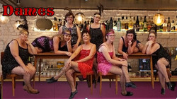 dames burlesque tekst