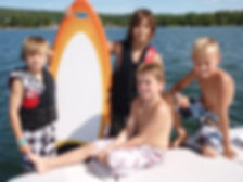 pine lake skischool wakeboard clinic