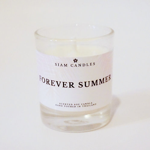 Forever Summer | 4 oz Mini Soy Candle