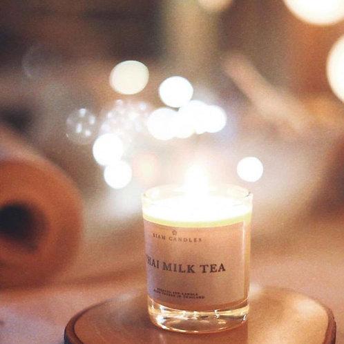 Thai Milk Tea | 4 oz Mini Soy Candle