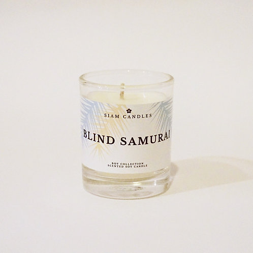Blind Samurai | 4 oz Mini Boy Collection