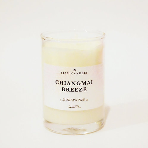 Chiang Mai Breeze | 9.5 oz Standard Soy Candle