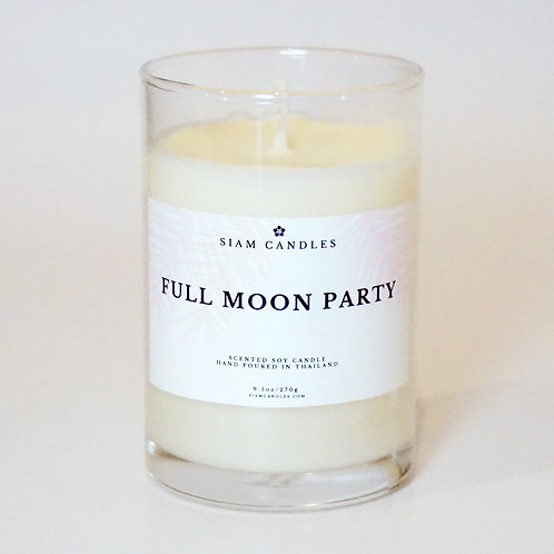 Full Moon Party | 9.5 oz Standard Soy Candle