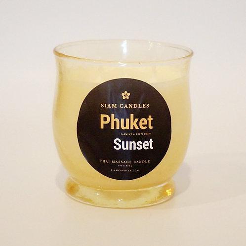 Phuket Sunset   13 oz Thai Massage Candle