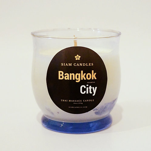 Bangkok City | 13 oz Thai Massage Candle
