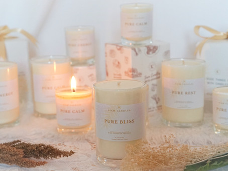 New Aromatherapy Scents - Pure Collection
