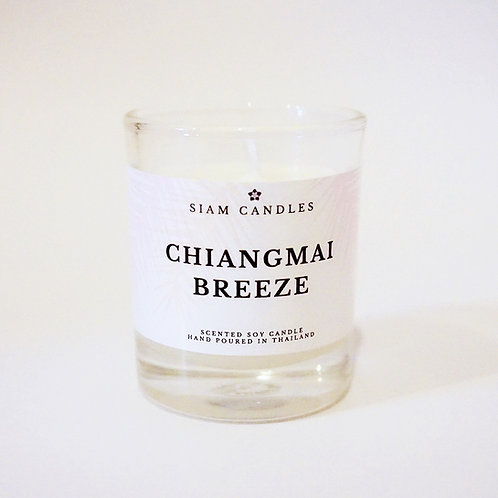 Chiang Mai Breeze | 4 oz Mini Soy Candle