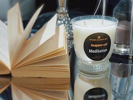 กลิ่นช่วยสร้างสมาธิตอนอ่านหนังสือ