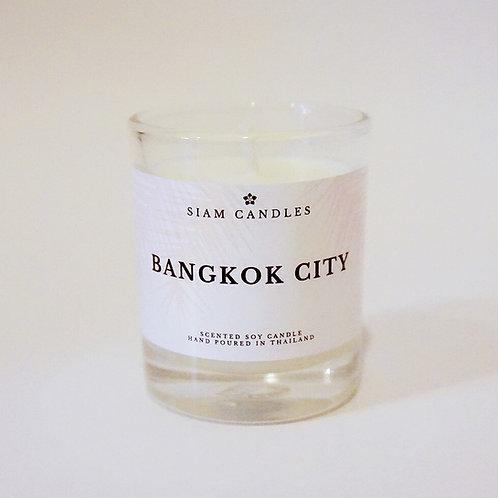 Bangkok City   4 oz Mini Soy Candle