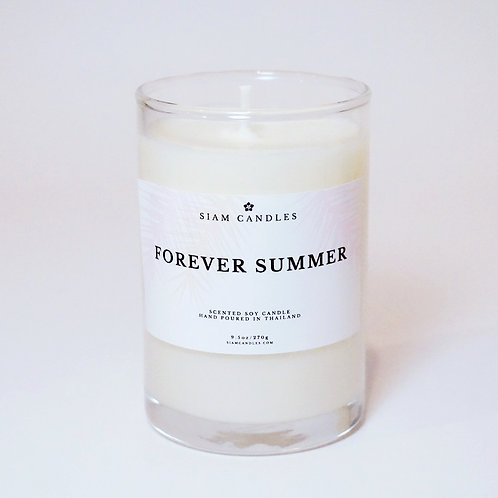 Forever Summer | 9.5 oz Standard Soy Candle