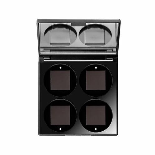 4er Palette mit Magnet