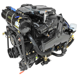 350 MPI Horizon Inboard- V-Drive Engine Only