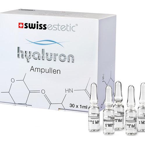 Swissestetic Hyaluron Ampullen 30x 1ml