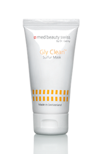 Med Beauty Swiss Gly Clean Claryfing Mask