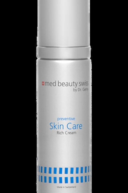 Med Beauty Swiss Preventiv Skin Care Rich Cream