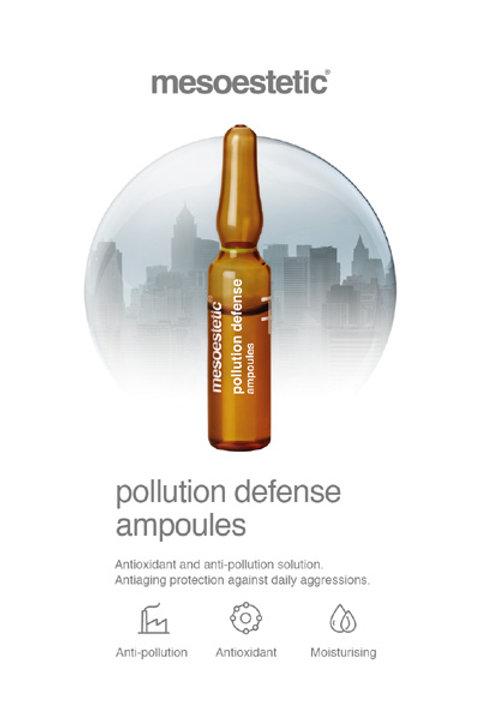 Mesoestetic Pollution defense 10x 2ml
