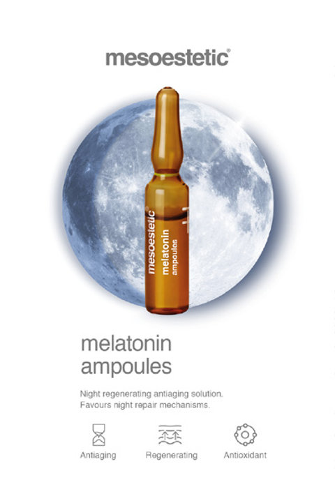 Mesoestetic Melatonin 10x 2ml