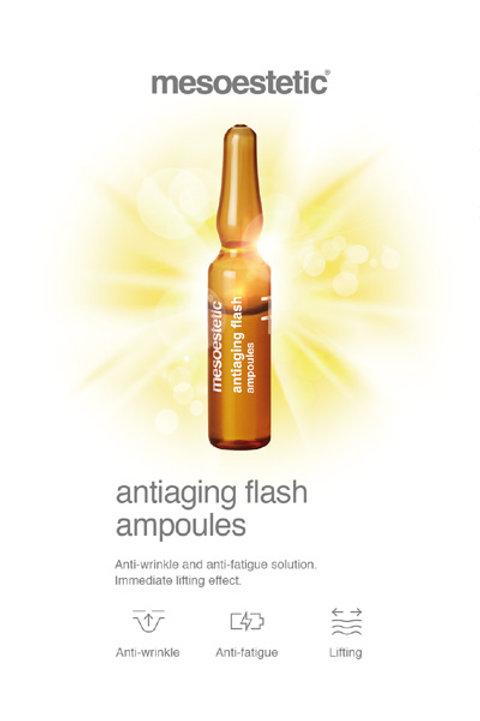 Mesoestetic Anti Aging Flash 10x 2ml