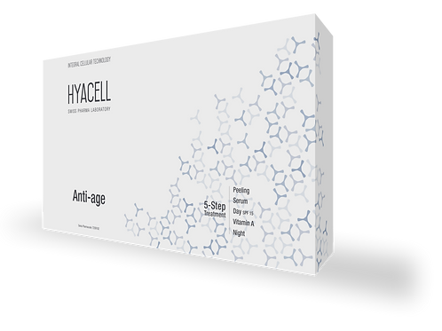 Medical Cosmetic HYACELL Anti-Age KIT
