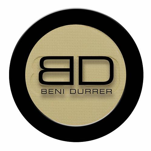 Beni Durrer Puderpigment SENF in Klappdose