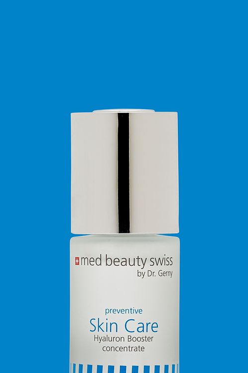 Med Beauty Swiss Preventiv Skin Care Hyaluron Booster Concentrate