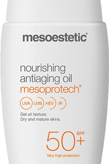 Mesoestetic SunLine nourishing anti aging oil SPF50 50ml