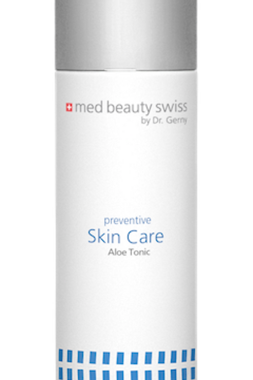 Med Beauty Swiss Preventiv Skin Care Aloe Tonic