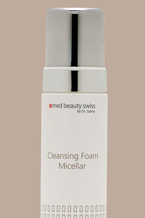 Med Beauty Swiss Cleansing Foam Micellar