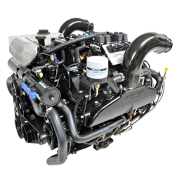 8.1L MPI HORIZON Inboard - V - Drive Engine Only