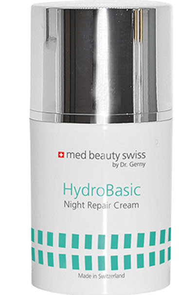 Med Beauty Swiss HydroBasic Night Repair Cream