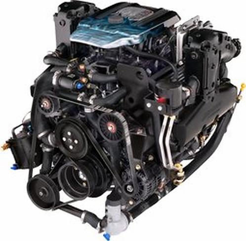 383 Mag Inboard 4V - Engine Only Opposite (RH) Rotation