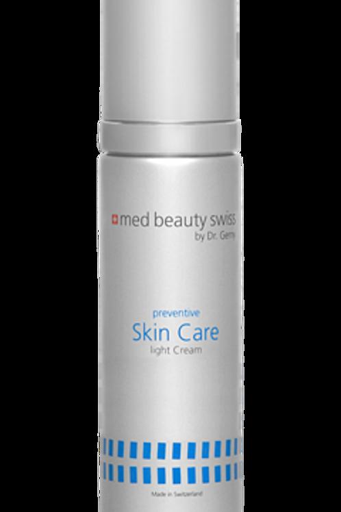Med Beauty Swiss Preventiv Skin Care Light Cream