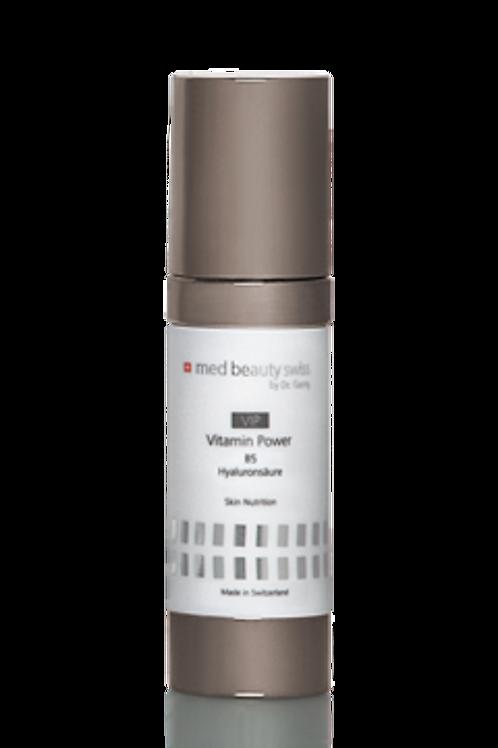 Med Beauty Swiss VIP Vitamin Power B5+Hyaluronsäure 30ml