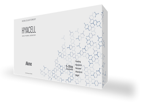 Medical Cosmetic HYACELL Acne KIT
