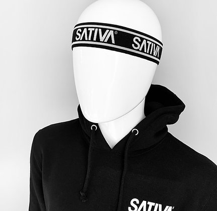SATIVA®️ Logo HeadBand/Sweatband
