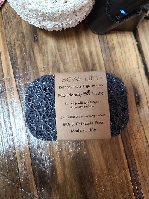 Soap Lift - Gray Oval