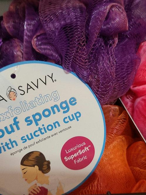Spa Savvy Pouf