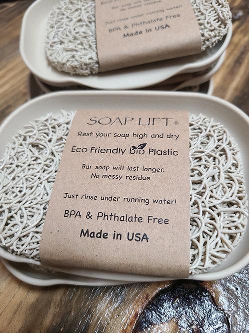 Soap Lift - Tray Combo Bone