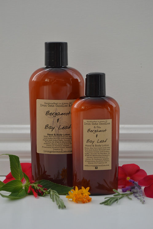 Bergamot & Bay Leaf