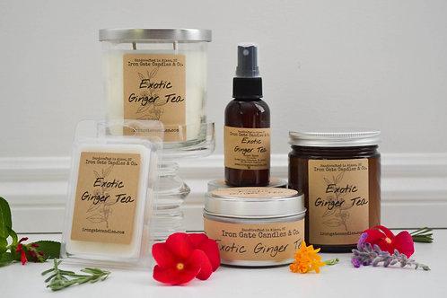 Exotic Ginger Tea