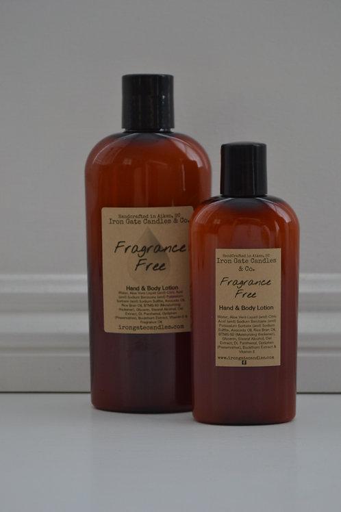 Fragrance free